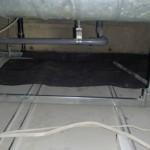 雨漏り滴下防止シート(2)