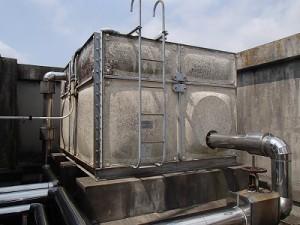 小規模受水槽